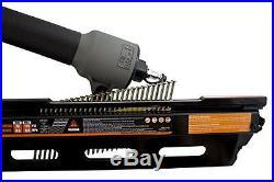 21 Degree Framing Nailer Nail Full Head Strip Gun Tool Nailgun