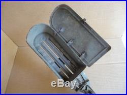 ANTIQUE PEARSONS AUTOMATIC NAILER PATENTED JAN 26, 1892 & JAN 7, 1908 Nail Gun