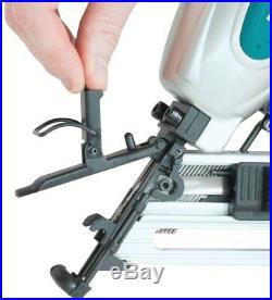 Air Angled Finish Finishing Nailer Nail Gun Makita Tool Fastener Depth Control