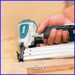 Air Compressor Tool Nailer Nail Gun Flooring Baseboard Makita 2 in. X 18-Gauge