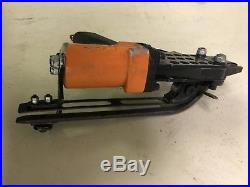 Air Tools Hog Pneumatic C-Ring Air Nail Gun Hog Ring Plier Used