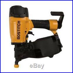 BOSTITCH N66C-1 NEW 1 1/4 to 2 1/2 Coil Siding Fencing Air Nailer Nail Gun