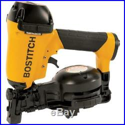 BOSTITCH RN46-1 NEW 3/4 to 1-3/4 Coil Roofing Nailer Nail Gun Air Tools