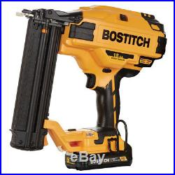 Bostitch BCN680D1 20-Volt 2-1/8-Inch 18-Gauge Cordless Brad Nailer Kit
