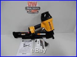 Bostitch Framing Nailer 21 Degree Stick Nailer Full Round Head Nail Gun F21PL