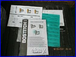 Bostitch GFN1664K-E Cordless 16 Gauge Straight Finish Nailer