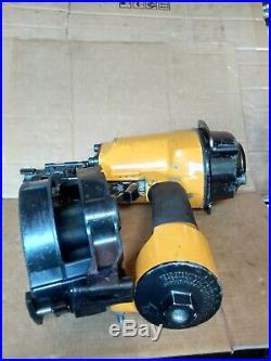 Bostitch N70 Industrial Pneumatic Coil Nailer Nail Gun Very Clean