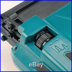 Brad Nailer Air Gun Cordless Makita 18-Volt LXT Lithium-Ion 18-Gauge (Tool-Only)