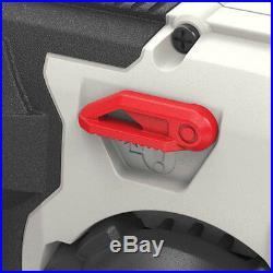 Brad Nailer Kit Cordless Nail Gun 18 Gauge Tool MAX Lithium Ion Heavy Duty White