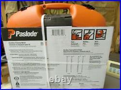 Brand New Old Stock Paslode Impulse 900420 IMCT Cordless Utility Framing Nailer