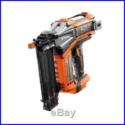 Cordless Electric Brushless Brad Nailer 2 1/8in 18V Pneumatic Ait Tool Nail Gun
