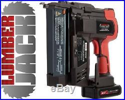 Cordless Nail Gun and Staple Gun 18V 2Ah Nailer Stapler