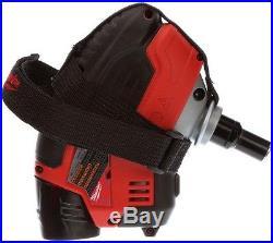 Cordless Palm Nailer 12-Volt Lithium-Ion Nail Gun Nailing Tight Spaces Tool-Only