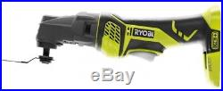 Cordless RYOBI Drill Impact Driver Saw Nailer Nail Gun Sander Grinder Battery
