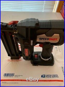 Craftsman Cordless C3 19.2 Brad Nailer Nail Gun LED 315. FS2000 DIsplay Model