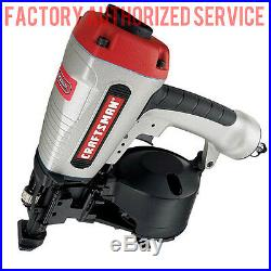 Craftsman Roofer 918180 Roofing Nailer Brand New with Case and ONE YEAR WARRANTY