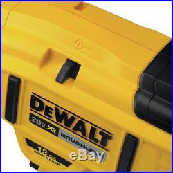 DEWALT 20V MAX 18 Gauge Cordless Brad Nailer (Bare Tool) DCN680B New