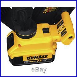 DEWALT 20V MAX XR Dual Speed Framing Nailer Kit DCN692M1 Recon