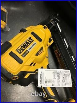 DEWALT DCN650D1 20V 15 Gauge Cordless Nailer with Accessories