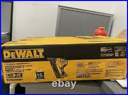 DEWALT DCN650D1 20V Cordless 15 Gauge Finish Nailer with Accessories