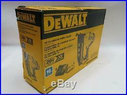 DEWALT DCN660D1 Cordless Angled Finish Nailer Kit