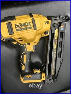 DEWALT DCN660 20V Cordless 16 Gauge Finish Nailer