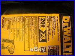 DEWALT DCN680B 20V MAX XR 18 Gauge Brad Nailer Tool Only NEW