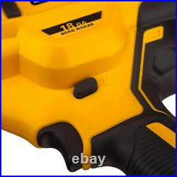 DEWALT DCN680B 20-Volt Max 5/8 in. To 2-1/8 in 18-Gauge Brad Nailer (Tool Only)