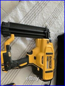 DEWALT DCN680D1 20V Cordless Nailer Kit. This is a brand new item