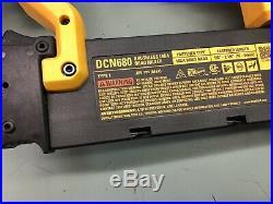 DEWALT DCN680D1 Cordless Nailer Kit 20.0V Li-Ion Battery & Charger