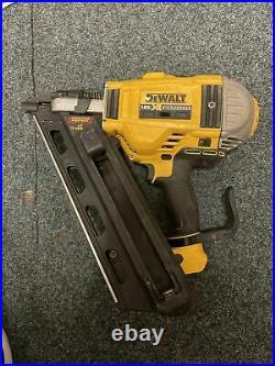 DEWALT DCN692N XR 18v 90mm Brushless Framing Nailer Unit ONLY