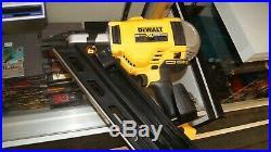 DEWALT DCN692 20-V XR Li-Ion Cordless Brushless Framing Nailer (Bare Tool Only)