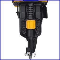 DEWALT DCN693BR 20V MAX XR Cordless Metal Connecting Nailer Nail Gun TOOL ONLY