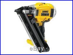 DEWALT DEWDCN692N DCN692N Cordless XR 2 Speed Framing Nailer 90mm 18V Bare Unit