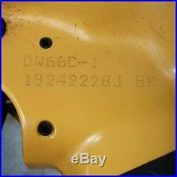 DEWALT DW66C-1 Pneumatic 15-Degree Coil Siding Nailer M Missing Air Valve