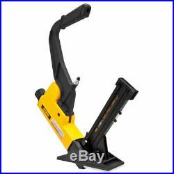 DEWALT DWFP12569R 2 in 1 Air Flooring Stapler and Cleat Nailer Nail Gun
