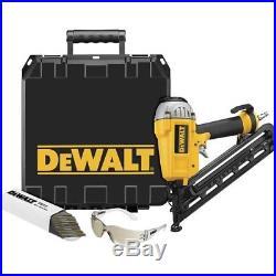 DeWALT D51276K HD 1-2-1/2 15 Ga Finish Nailer Nail Gun