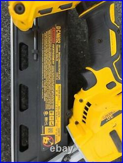 DeWalt 20V Max Brushless 30 Degree Framing Nailer Model# DCN692 Bare Tool