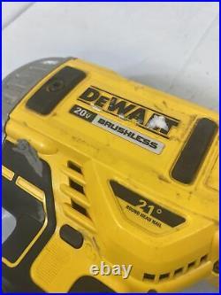 DeWalt 20V Max XR Brushless 21 Degree Framing Nailer Model# DCN21PL (M)