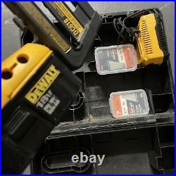 DeWalt Cordless Nailer Kit Used