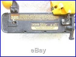 DeWalt DC608 Cordless 18 Volt Brad Nailer / Nail Gun. 18 Gauge. 5/8 to 2 Nails