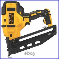 DeWalt DCN660B 20V MAX 16Ga Angled Cordless Finish Nailer Bare Tool