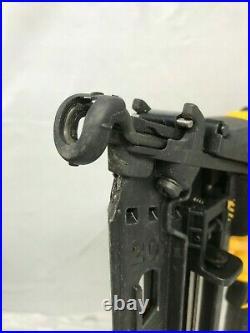DeWalt DCN660D1 20V MAX 16Ga Angled Cordless Finish Nailer, GL114