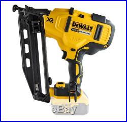DeWalt DCN660N 18v XR Brushless Second Fix Nailer Bare Unit Nail Framing