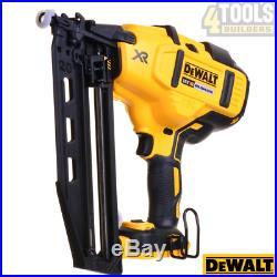 DeWalt DCN660N DCN660 18v XR Brushless Second Fix Nailer Bare Unit
