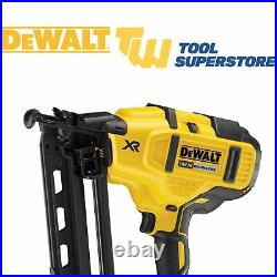 DeWalt DCN660N-XJ Brushless 2nd Fix 18v Finishing Cordless Nailer Nail Body Only