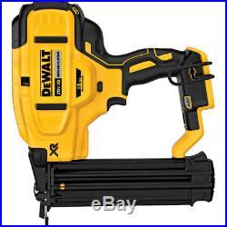 DeWalt DCN680B 20 V MAX XR 18 Gauge Brad Nailer Tool Only