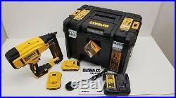 DeWalt DCN680D2 18V XR Brushless Brad Nailer 2 x 2Ah Battery, Charger and Case