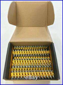 DeWalt DCN891 20V Max XR Cordless Concrete Nailer, 3 Batts Charger, Box of Nails