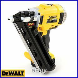 Dewalt DCK264P2-18V-XR Cordless Li-Ion Brushless Nailer Twin Pack